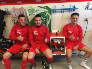 FC Tägerwilen Mannschaft Kabine FORMBASE