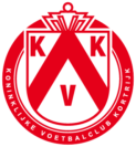 Logo KV Kortrijk Belgium